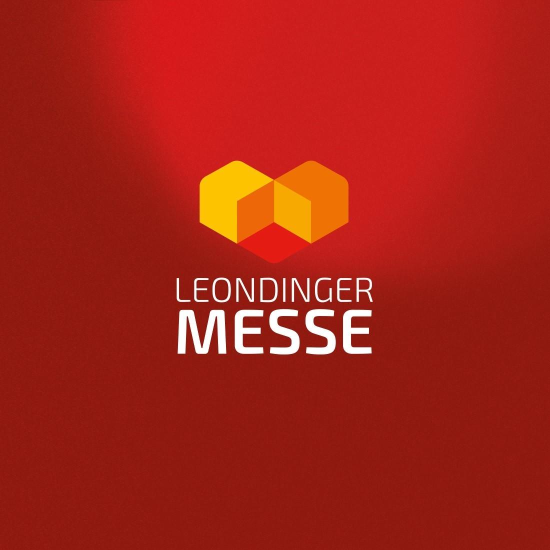 Logoentwicklung für dei Messe Leonding