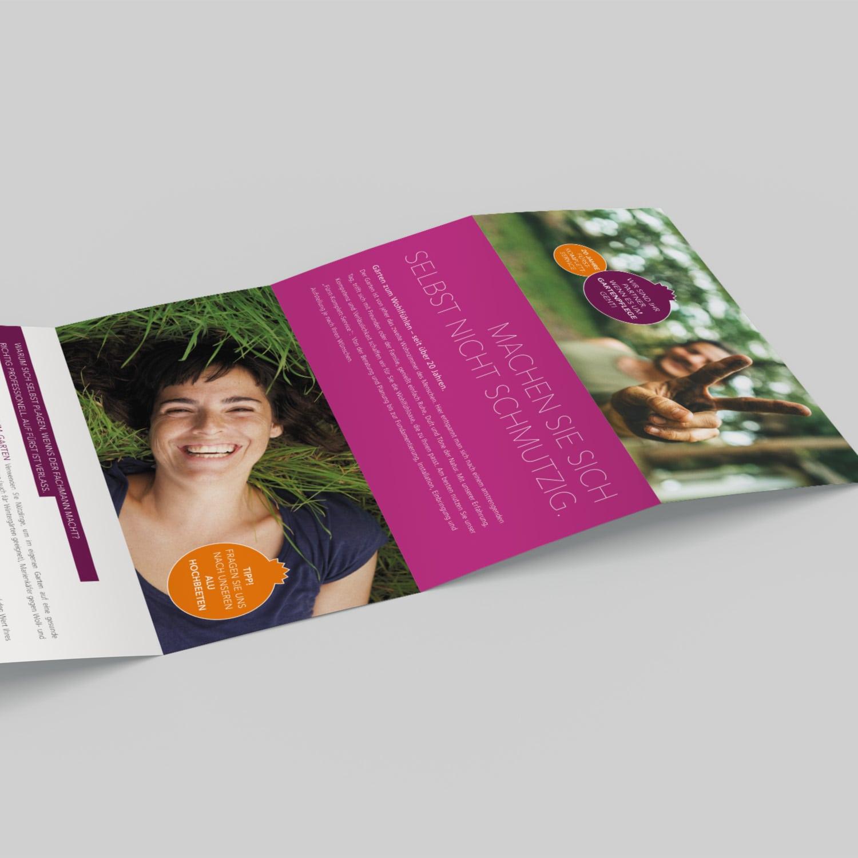 Folder für Fürst Gärten